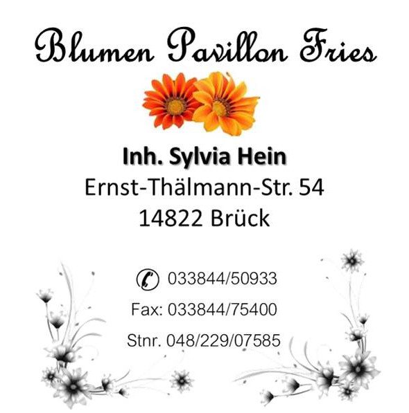 Blumen Pavillion Fries
