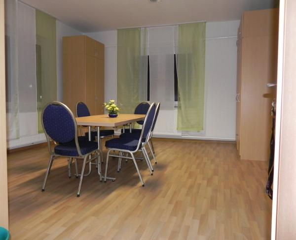 kleiner Raum ca. 20 m²