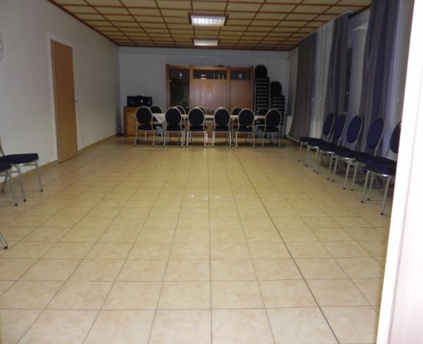 großer Raum ca. 50 m²