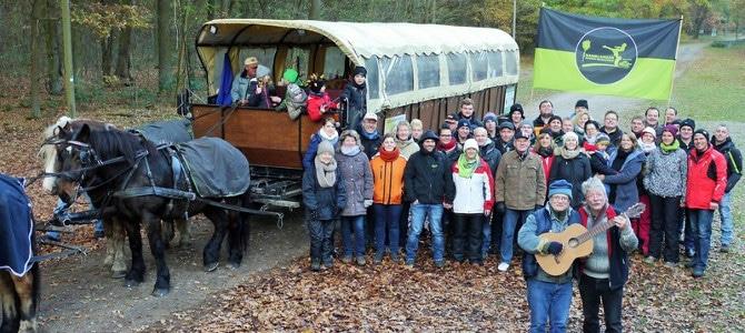 Jahreshauptversammlung mit anschließend traditioneller Kremserfahrt