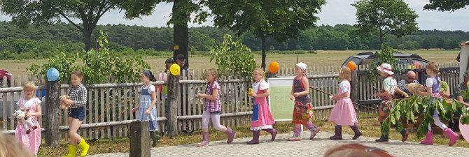 10tes Kinder und Mühlenfest in Cammer