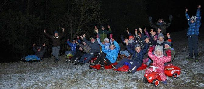Kuhbergfest – Jubiläum in Damelang