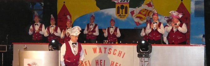 60 Jahre Brücker Karnevalsclub (BKC) e.V.