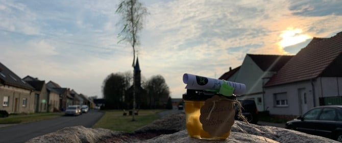 Maibaumaufstellung 2021 – Tradition bleibt erhalten